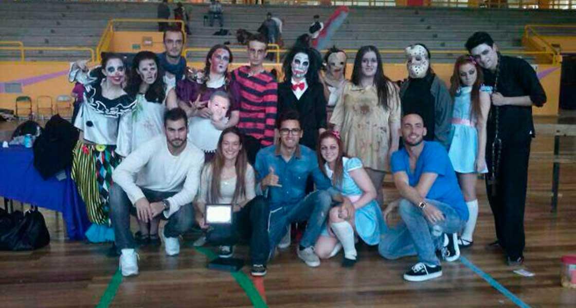 Campeonas de España de Show Dance