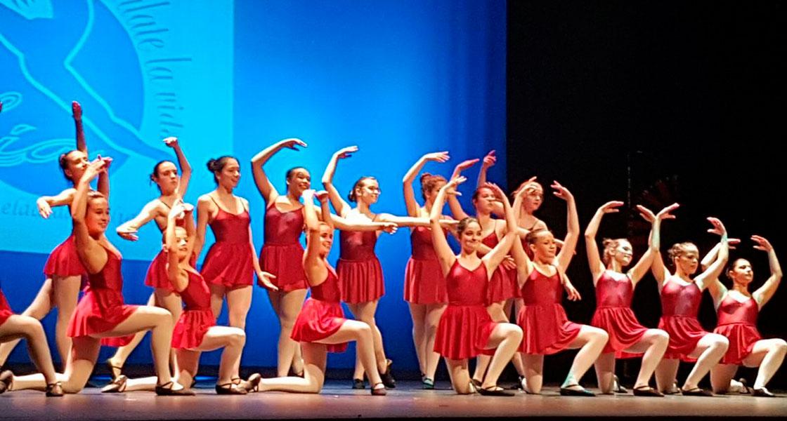 El show dance coge altura en Asturias