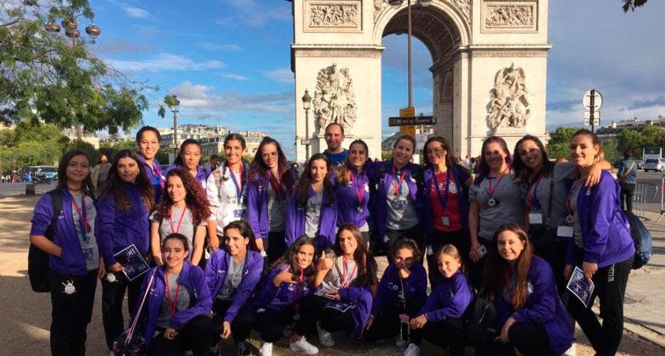 Danza Lía, campeones del mundo en París