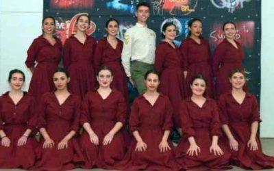 La Gran Noche Europea de las Bailarinas de Pumarín
